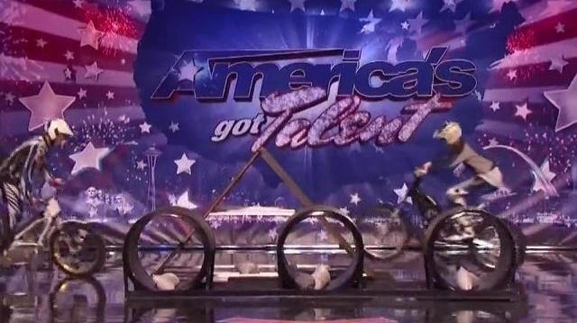 Smage Bros. Riding Shows