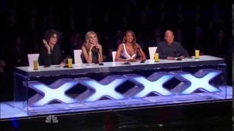 America's Got Talent 2014 Rubix's Cube Solver Auditions 4