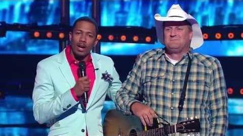 Marty Brown - America's Got Talent 2013 Season 8 - Radio City Music Hall