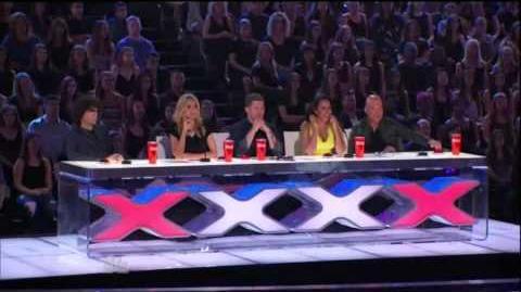 America's Got Talent 2015 The Chippendoubles Judges Cuts Week 2