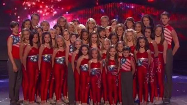 Top 48 Results (Q2) ~ America's Got Talent 2011 LIVE (p1)