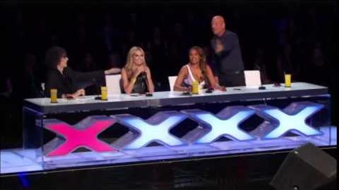 America's Got Talent 2014 Emmanuel & Phillip Hudson Auditions 6