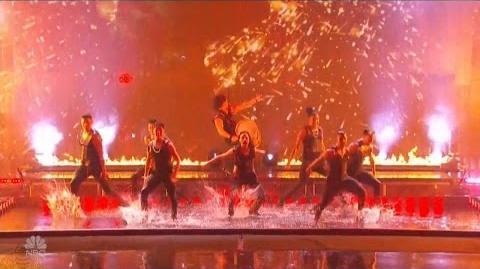 America's Got Talent 2016 Semi-Finals Malevo Argentine Dancers S11E18