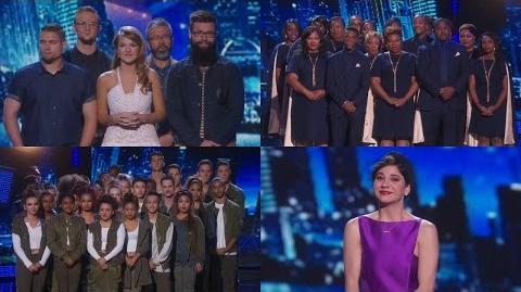 America's Got Talent 2015 S10E20 Live Shows Round 3 Results 1