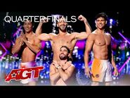 Positive Impact Movement Brings Spectacular Acrobatics to AGT - America's Got Talent 2021