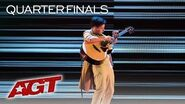 Sensational Guitarist Marcin Patrzalek KILLS IT With This Epic Act! - America's Got Talent 2019