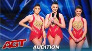 Bello Sisters The HOTTEST Sister Trio Act On America's Got Talent EVER!