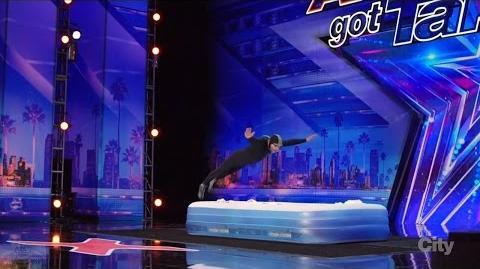 America's Got Talent 2016 Greg Daredevil Finale It Takes All Kinds Full Clip S11E01