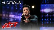 Vincent Marcus Might Make You Laugh With His FUNNY Celebrity Impressions - America's Got Talent 2020-0