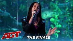 """Daneliya Tuleshova BLOWS The Roof Off With """"Alive"""" By Sia In The AGT Finale Performance-2"""