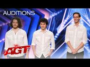 Lewberger Dedicates a Hilarious Song to Terry Crews - America's Got Talent 2021