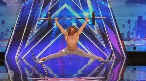 America's Got Talent 2016 Quick Crazy Clips Full Audition Clip S11E02