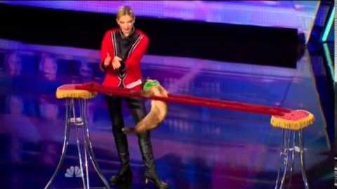 America's Got Talent 2014 Animal Acts Auditions 3