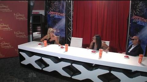 America's Got Talent 2015 S10E18 Live Show Madame T's Prank