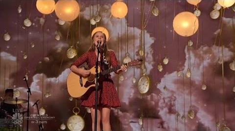 America's Got Talent 2016 Kadie Lynn Amazing 12 Y.O