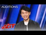 Magician Patrick Kun Delivers a Jaw-Dropping Performance - America's Got Talent 2021