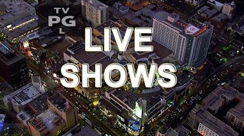 America's Got Talent 2016 Live Shows Episode 12 Intro S11E12