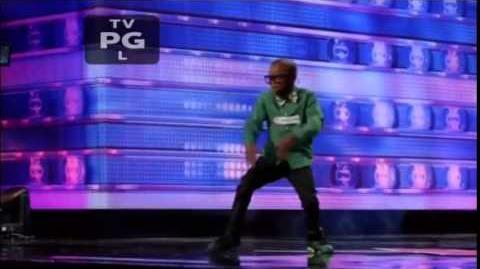 America's Got Talent 2014 Little Rapper Auditions 2
