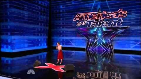 America's Got Talent 2015 Alicia Michilli Auditions 2