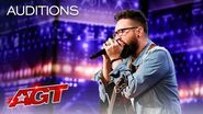 """Nolan Neal Performs Moving Original Song, """"Lost"""" - America's Got Talent 2020"""