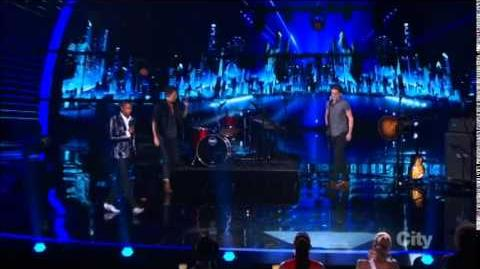 America's Got Talent 2014 Quarterfinal 3 Kieran & Finian Makepeace