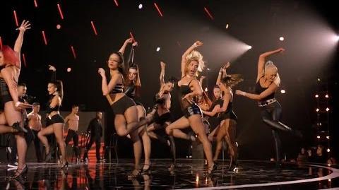 America's Got Talent 2015 S10E13 Judge Cuts - The Move Dance Troupe