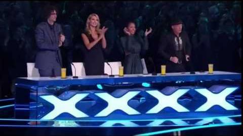 America's Got Talent 2014 Acroarmy Grand Final