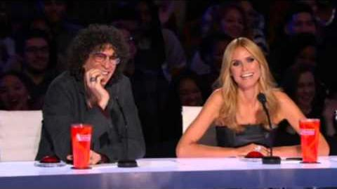 America's Got Talent 2015 IRA Auditions 1