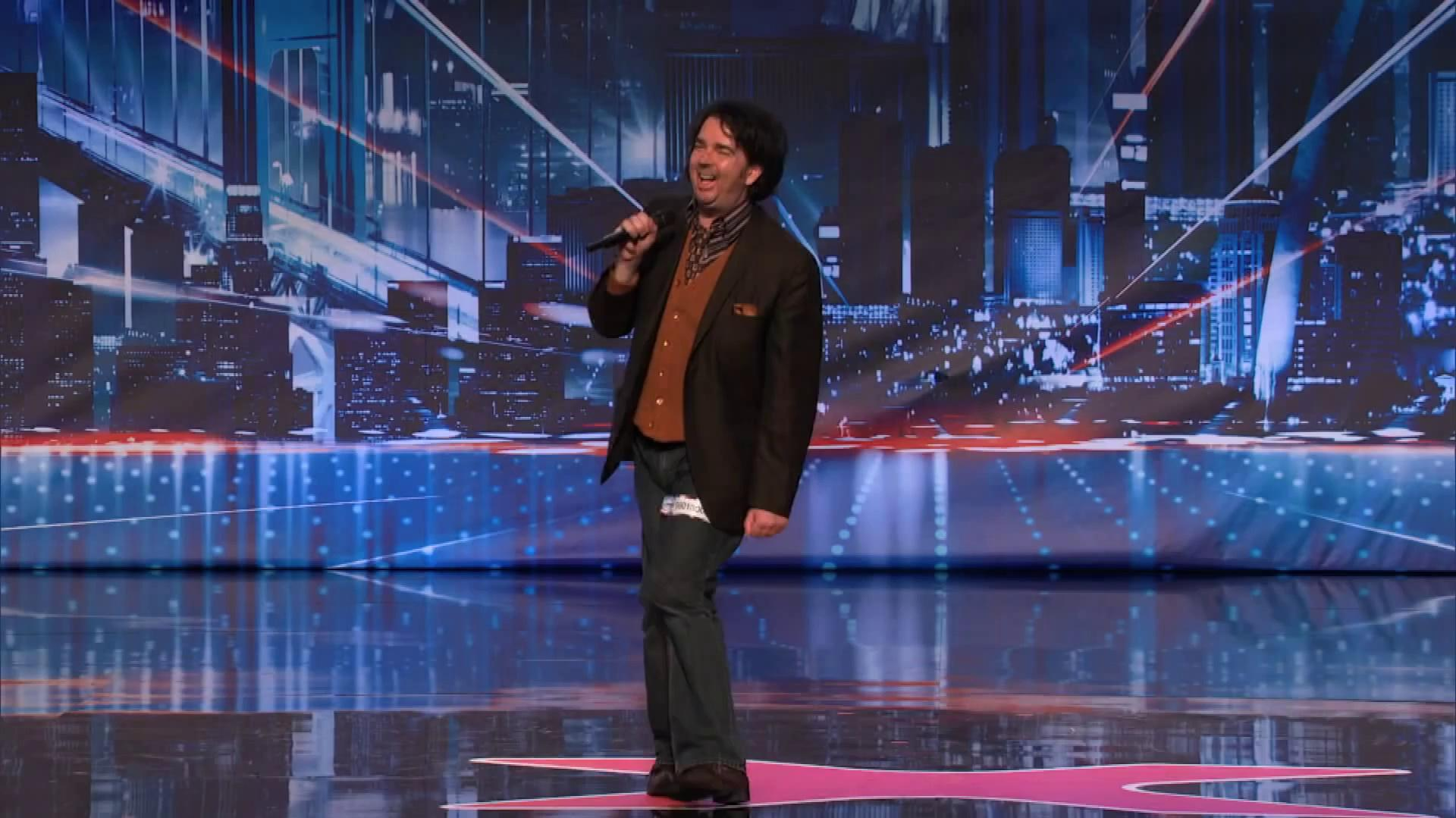 America's Got Talent 2013 - Season 8 - 092 - Kevin Downey Jr
