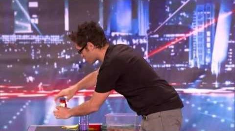 America's Got Talent 2013 Jacob Calle Week 4