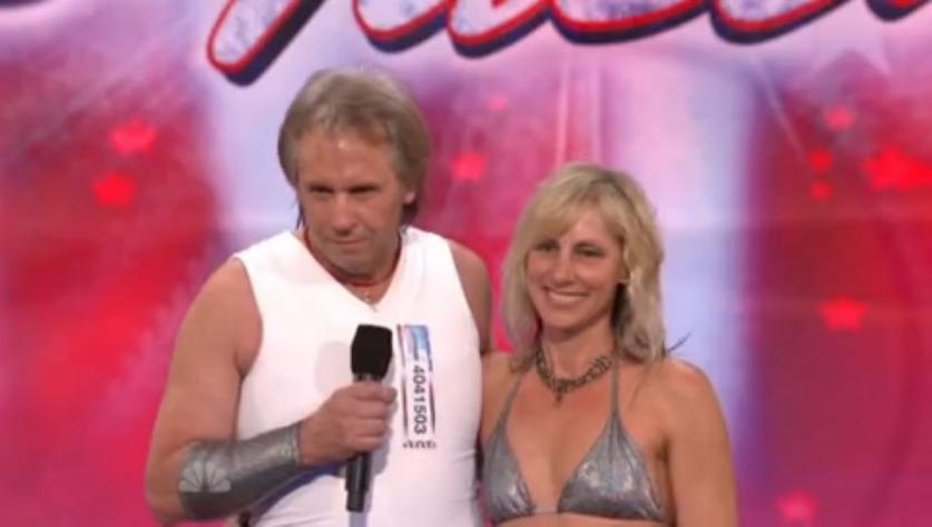 Bruce and Simone