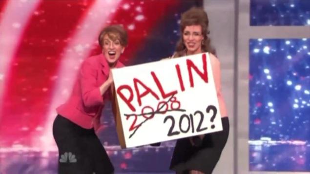 The Tap Dancing Sarah Palins