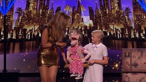 America's Got Talent 2017 Semi-Finals Darci Lynne Judges' Comments S12E19