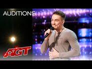 Donovan SURPRISES the Judges with His Extraordinary Voice - America's Got Talent 2021