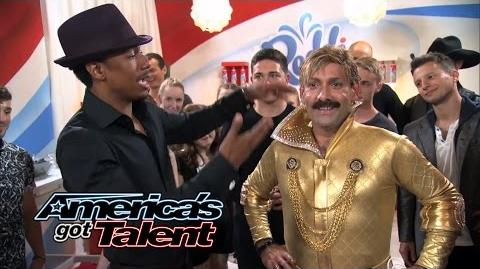 Reddi-Wip After Party Secrets Revealed, Awesome Entrances and More - America's Got Talent 2014