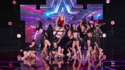 America's Got Talent S09E09 Semi-Final Acrobatic Acts AcroArmy
