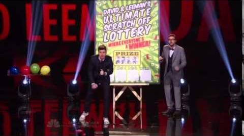 America's Got Talent 2014 David & Leeman Final 12