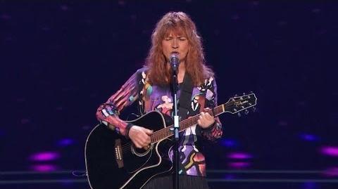 America's Got Talent 2015 S10E13 Judge Cuts - Kacey Jones Comedy Singer