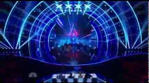 Dave Fenley - America's Got Talent 2013 Season 8 - The Semi-Finals FULL