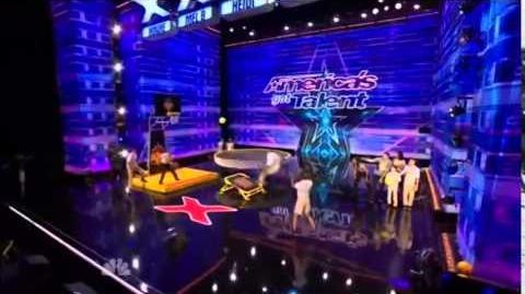 America's Got Talent 2014 Slam Auditions 2