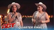 """Double Dragon The Funny ENERGETIC Twins From Peru Bring The """"Fuego"""" To The Wild West!!"""