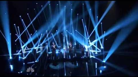 Forte - America's Got Talent 2013 Season 8 - The Semi-Finals FULL