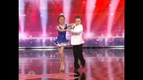 Erik And Rickie America's Got Talent