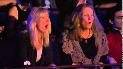America's Got Talent 2014 Good Magic Auditions 3