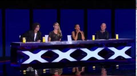 America's Got Talent 2014 Psycho Jack New York Week Day 1