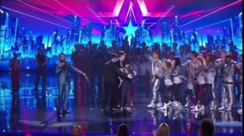 America's Got Talent 2014 Quarterfinal 4 Results 1