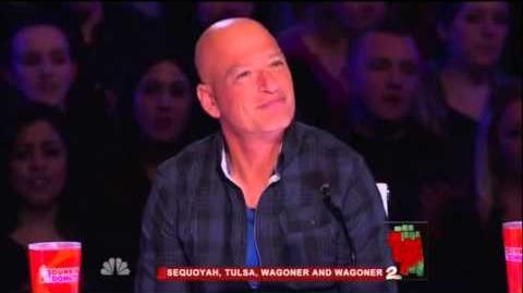 America's Got Talent 2015 Benton Blount Auditions 7