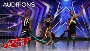 OMG! Bonebreakers Stretch Limits In New Ways You Haven't Seen! - America's Got Talent 2020