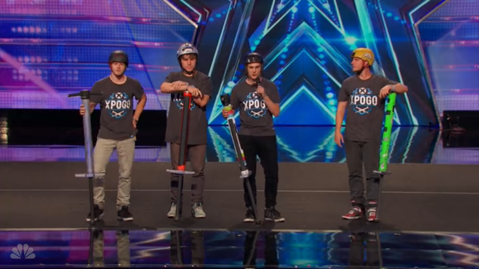 Xpogo Stunt Team