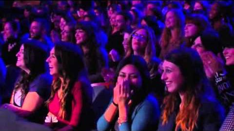 America's Got Talent 2014 - Auditions - Mad Jack